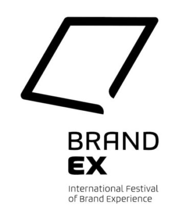 Logo der BrandEx, International Festival of Brand Experience
